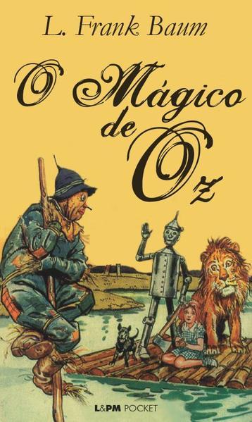 O mágico de Oz, livro de Lyman Frank Baum