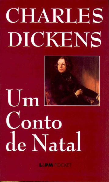 Um conto de natal, livro de Charles Dickens
