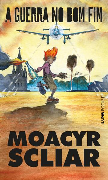 A guerra no bom fim, livro de Moacyr Scliar