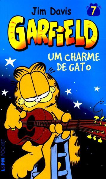 Garfield 7 – um charme de gato, livro de Jim Davis