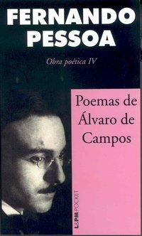 Poemas de Álvaro de Campos, livro de Fernando Pessoa