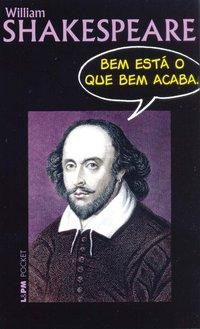 Bem está o que bem acaba, livro de William Shakespeare
