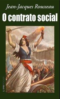 O contrato social, livro de Jean-Jacques Rousseau