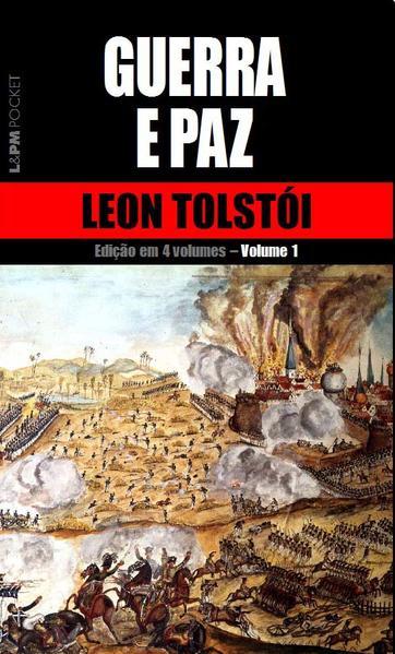 Guerra e paz – vol. 1, livro de Leon Tolstói