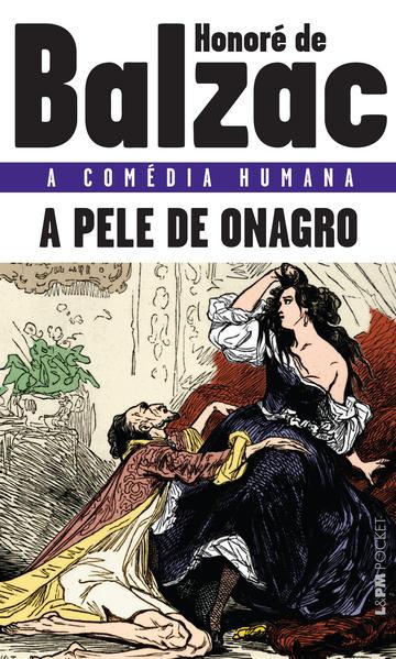 A pele de Onagro, livro de Honoré de Balzac