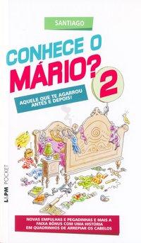 CONHECE O MÁRIO? ? V.2, livro de Santiago