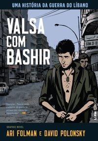 Valsa com Bashir, livro de Ari Folman, David Polonsky