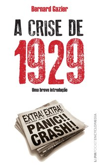 A crise de 1929, livro de Bernard Gazier