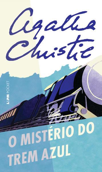 O mistério do trem azul, livro de Agatha Christie