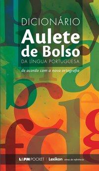 Dicionário Aulete de bolso da língua portuguesa, livro de Vários Autores