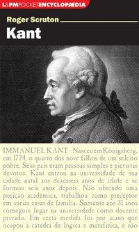 KANT, livro de Roger Scruton