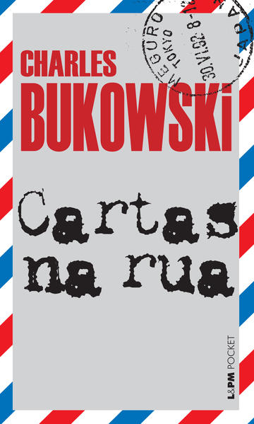 Cartas na rua, livro de Charles Bukowski