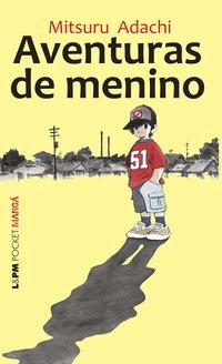 Aventuras de menino, livro de Mitsuru Adachi