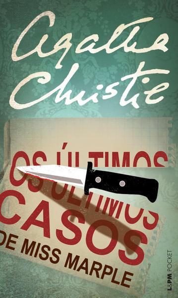 Os últimos casos de Miss Marple, livro de Agatha Christie