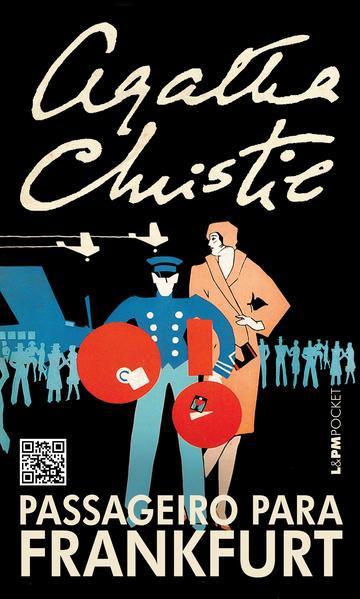 Passageiro para Frankfurt, livro de Christie, Agatha
