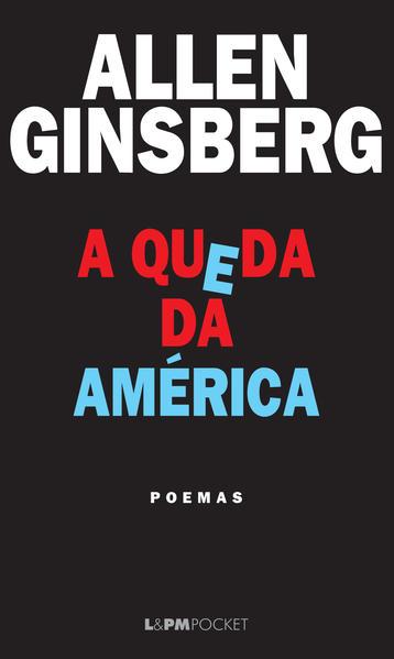 A queda da América, livro de Allen Ginsberg