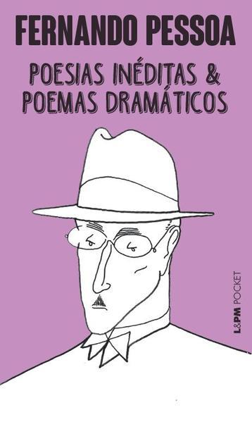 Poesias inéditas e poemas dramáticos, livro de Pessoa, Fernando