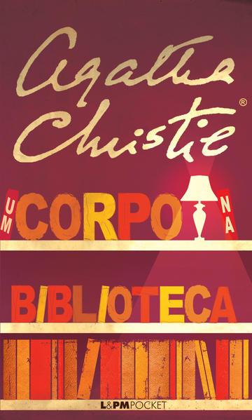 Um corpo na biblioteca, livro de Agatha Christie