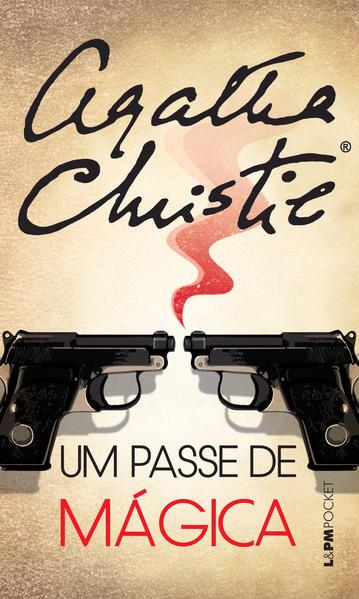 Um passe de mágica, livro de Agatha Christie