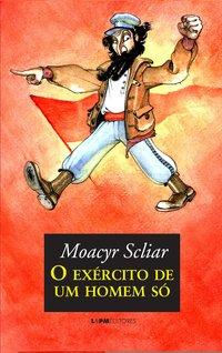 O exército de um homem só, livro de Moacyr Scliar