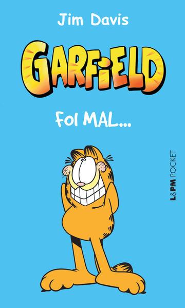 Garfield – foi mal..., livro de Jim Davis
