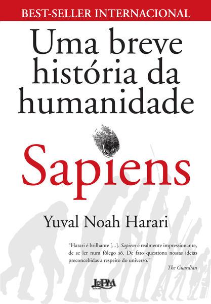 Sapiens – uma breve história da humanidade, livro de Yuval Noah Harari