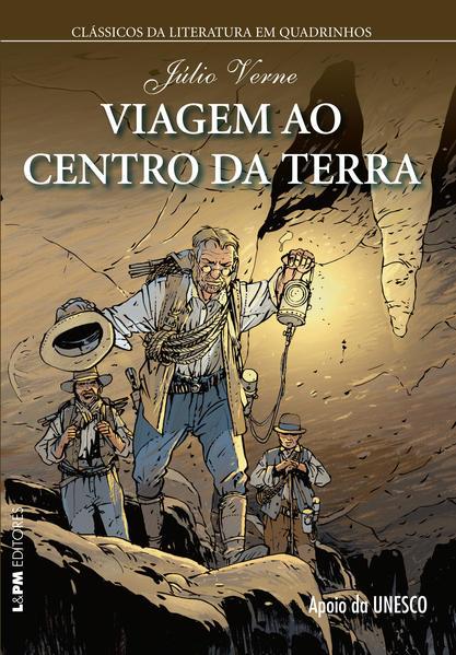 Viagem ao centro da Terra, livro de Júlio Verne