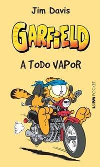 Garfield a todo vapor, livro de Davis, Jim