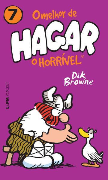 O melhor de Hagar, o horrível – vol. 7, livro de Dik Browne