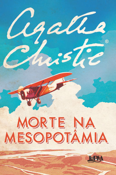 Morte na Mesopotâmia, livro de Agatha Christie