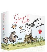 Simon's cat contra o mundo, livro de Simon Tofield