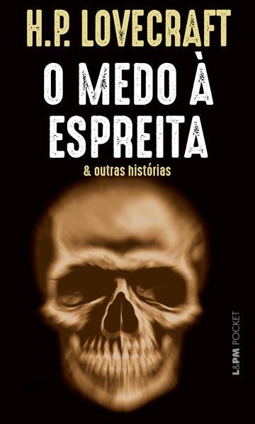 O medo à espreita: e outras histórias, livro de H. P. Lovecraft