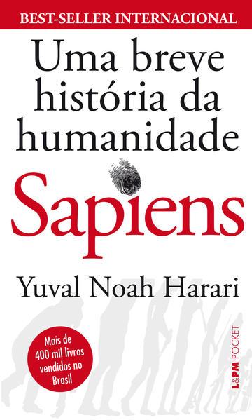 Sapiens. Uma breve história da humanidade (edição de bolso), livro de Harari, Yuval Noah