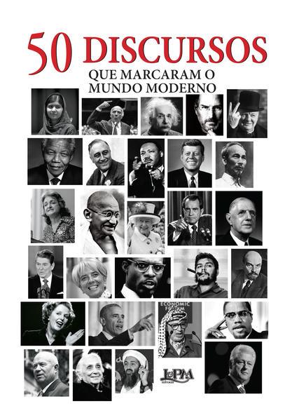 50 Discursos que marcaram o mundo moderno, livro de Burnet, Andrew