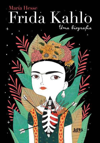 Frida Kahlo: uma biografia, livro de Hesse, María
