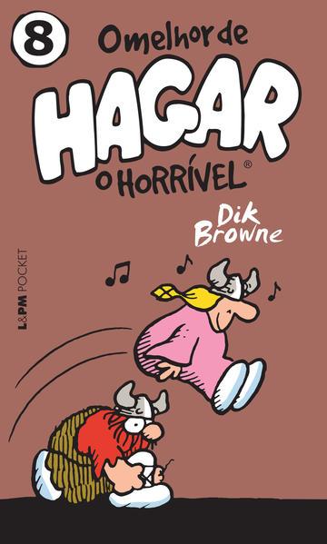 O melhor de Hagar o horrível - vol. 8, livro de Browne, Dik