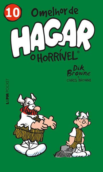 O melhor de Hagar o horrível - vol. 10, livro de Browne, Dik; Browne, Chris