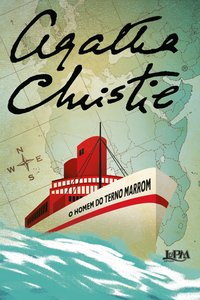 O homem do terno marrom, livro de Christie, Agatha