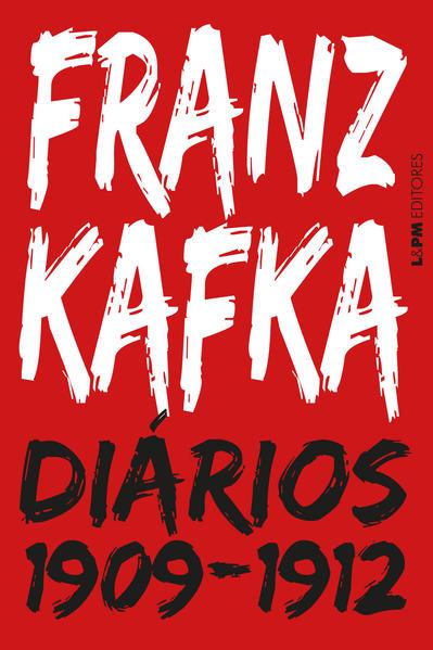 Diários Franz Kafka -1909-1912, livro de Kafka, Franz