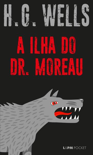 A ilha do dr. Moreau, livro de Wells, H.G.