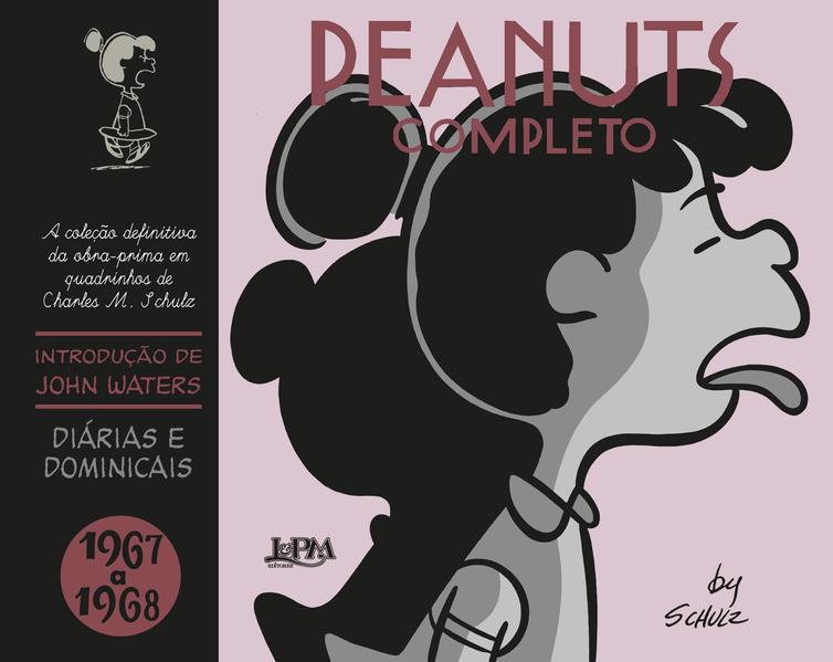 Peanuts completo: 1967-1968 (vol. 9), livro de Schulz, Charles M.