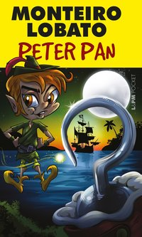 Peter Pan, livro de Monteiro, Lobato
