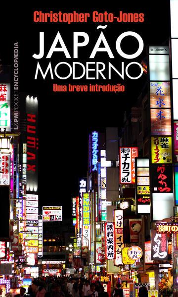 Japão moderno, livro de Christopher Goto-Jones