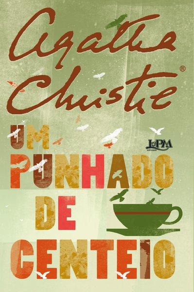 Um punhado de centeio, livro de Agatha Christie