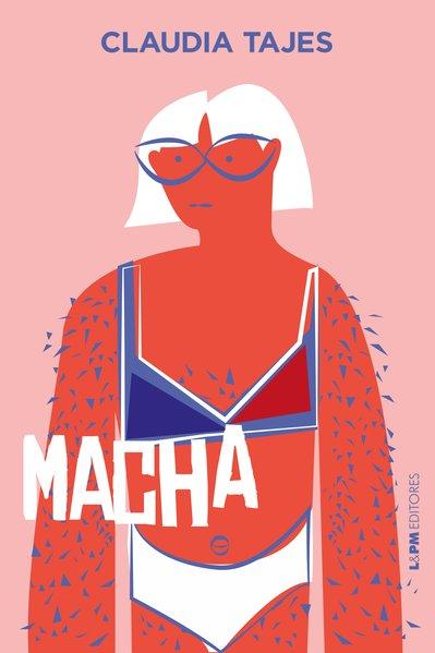 Macha, livro de Claudia Tajes