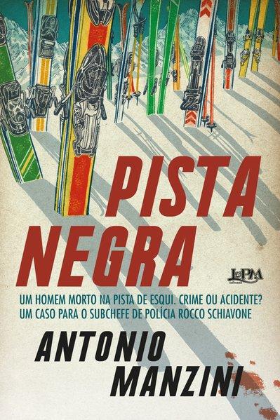 Pista Negra, livro de Antonio Manzini