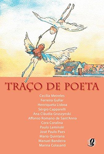 Traço de Poeta, livro de Cecilia Meireles, Henriqueta Lisboa, Ferreira Gullar