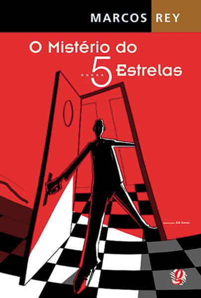 O Mistério do Cinco Estrelas, livro de Marcos Rey
