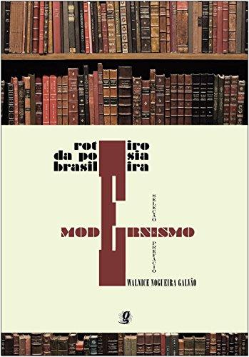 Roteiro da Poesia Brasileira - Modernismo, livro de Ronald de Carvalho