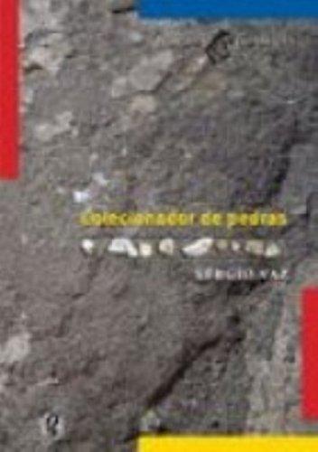 Colecionador de Pedras, livro de Sérgio Vaz